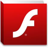 Adobe Flash Player erforderlich